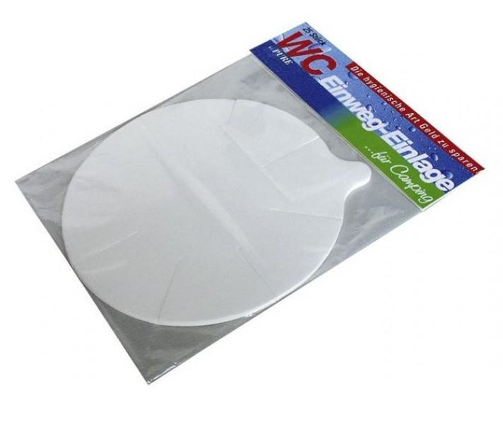 WC-PURE Einlage 25 Stück