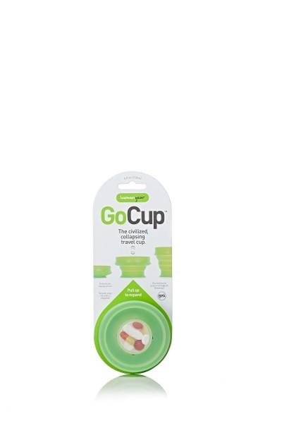humangear 'GoCup' 118 ml, grün