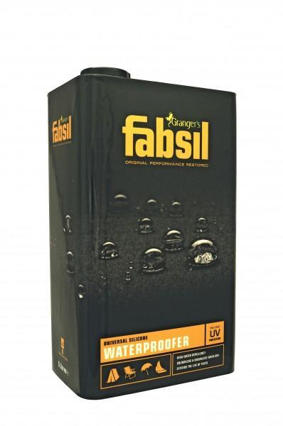 Fabsil Camping Imprägnierung + UV, 5 L
