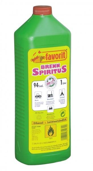 Brennspiritus 1 Liter