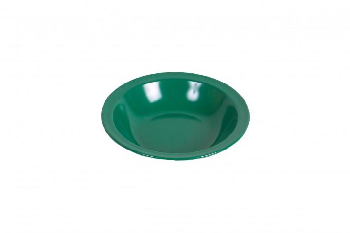 Waca Melamin, grün Teller tief Ø 20,5 cm