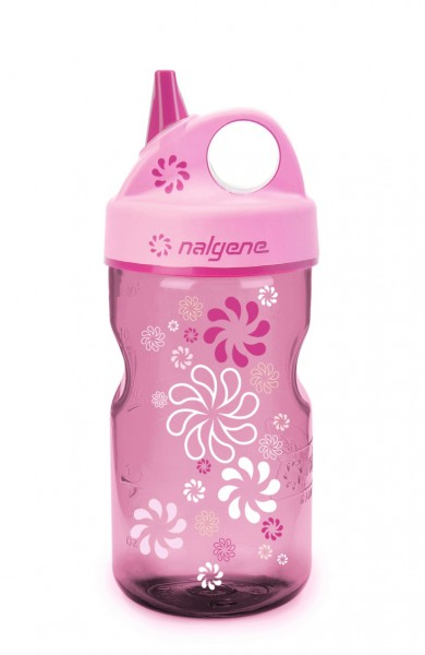 Nalgene Everyday Grip-n-Gulp 0,35 L pink Räder