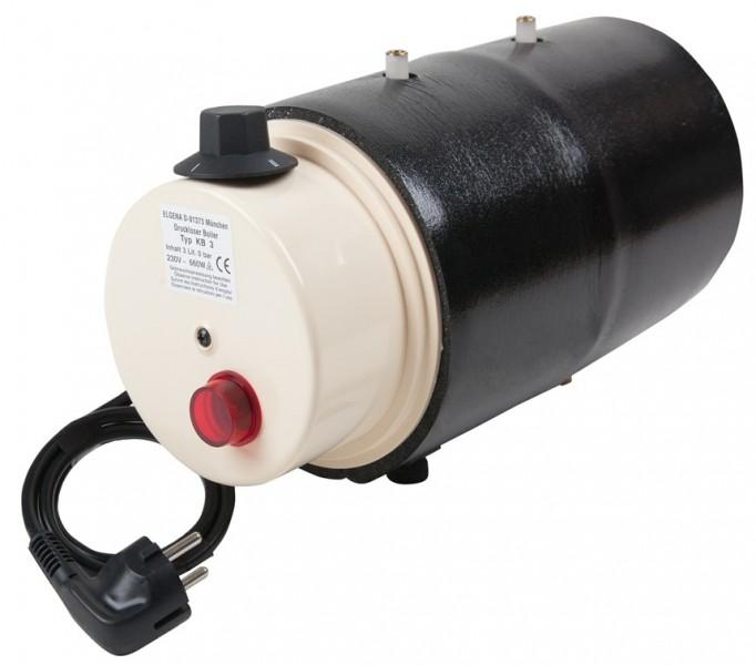 Elgena Warmwasserbereiter Boiler KB 3 Kombi