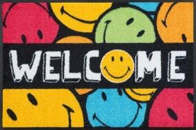 Komfortmatte Welcome Smiles