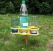 Sandhering für Getränkehalter Tischboy