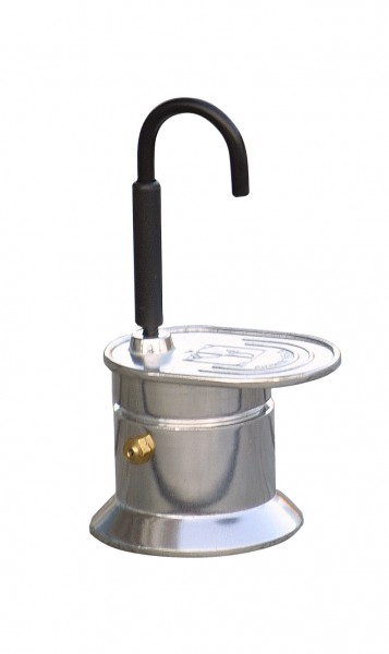 Relags Espresso Maker 'Alu' für ca. 1 Tasse