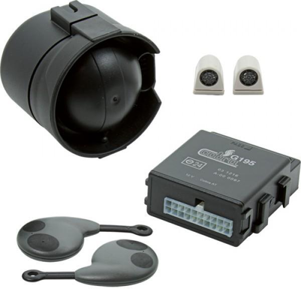 Alarmsystem Cobra G198