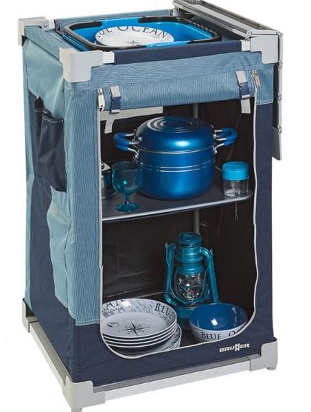 Küchenschrank JumBox ST 3G Blau online kaufen