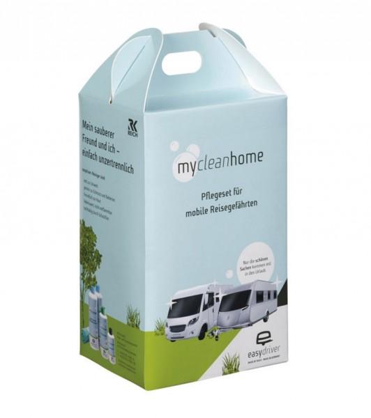 myCleanHome Pflegeset für mobile Reisegefährten