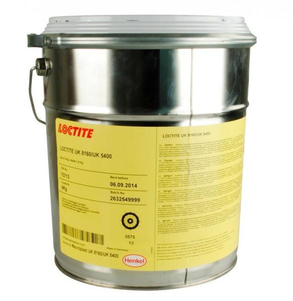 LOCTITE UK 8303 –Klebe- und Dichtmasse 9 kg