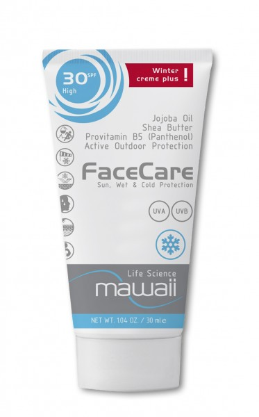 Mawaii 'Winter FaceCare' SPF 30 30 ml