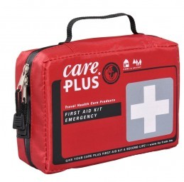 Care Plus® First Aid Kit Emergency