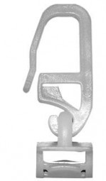 Gardinengleiter Gardi-Klick 10-er Pack