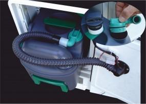 SOG elektrische 12 Volt WC-Entlüftung SOG 1 Typ G