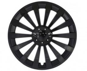 Radzierblende Meridian für VW T5 16 Zoll 4 Stück schwarz