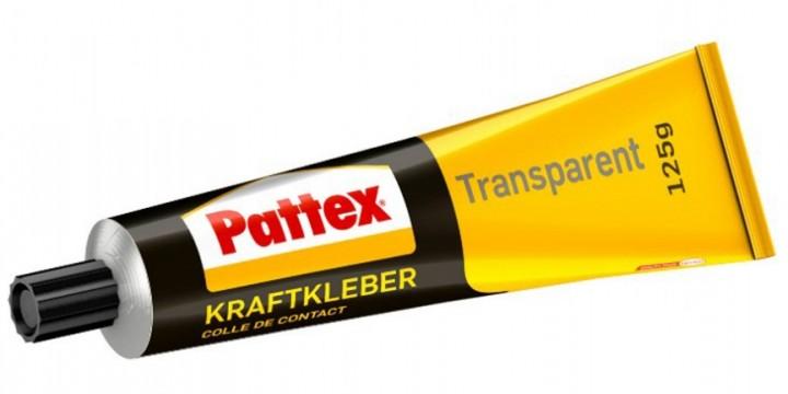 PATTEX Kontaktkleber transparent