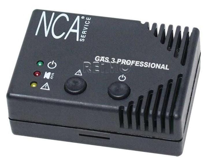 NCA Gaswarner GAS 3 professional