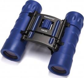tasco Fernglas 'Essentials' 10 x 25, blau