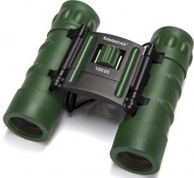tasco Fernglas 'Essentials' 10 x 25, grün