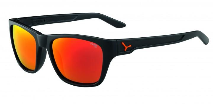 Cebe Sonnenbrille Hacker matt grau