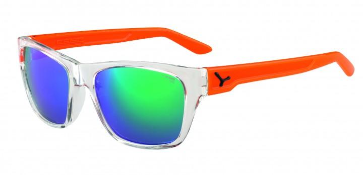 Cebe Sonnenbrille Hacker cristal orange
