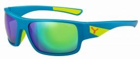 Cebe Sonnenbrille Whisper matt blau-lime
