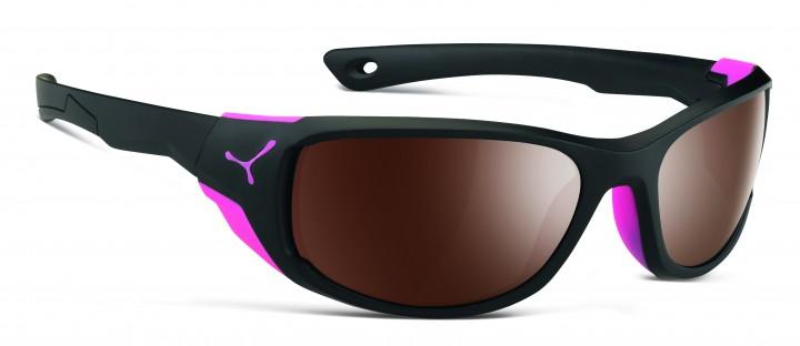Cebe Sonnenbrille Jorasses M matt schwarz