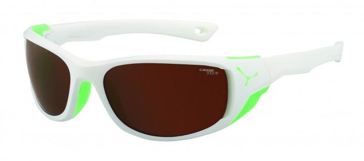 Cebe Sonnenbrille Jorasses M matt weiß