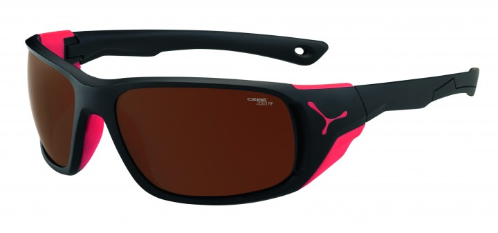 Cebe Sonnenbrille Jorasses L matt schwarz