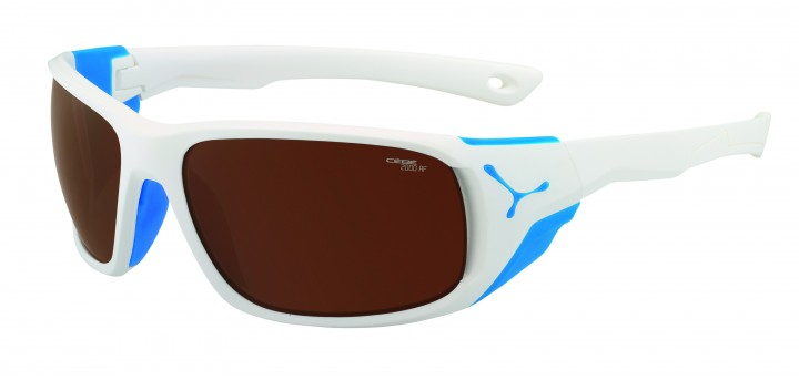 Cebe Sonnenbrille Jorasses L matt weiß