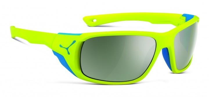 Cebe Sonnenbrille Jorasses L matt lime Variochrome