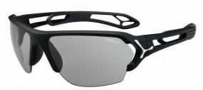 Cebe Sonnenbrille STrack L matt schwarz Variochome