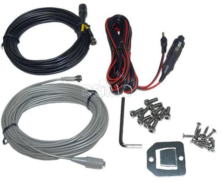 Carbest Snipe vollautomatische mobile SAT-Anlage mit SKEW