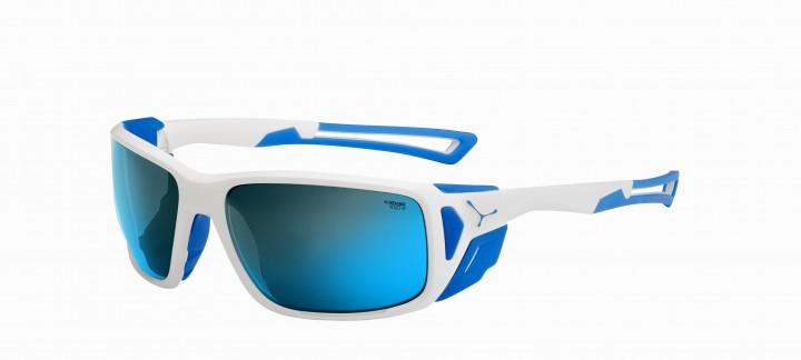 Cebe Sonnenbrille Proguide glänzend weiß