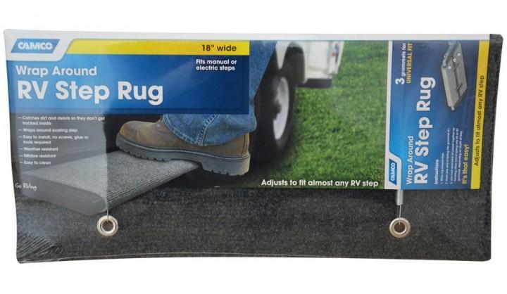 Fußmatte für Einstiegstufen
