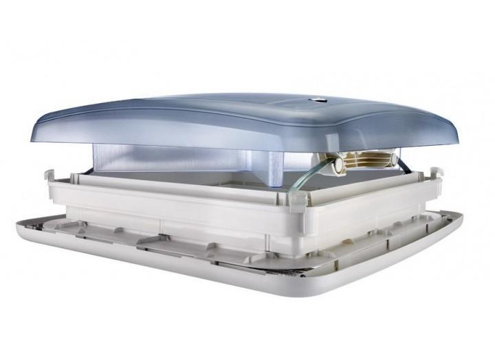 Dachfenster AirQuad 1 40 x 40 cm 23-42 mm für Wohnwagen