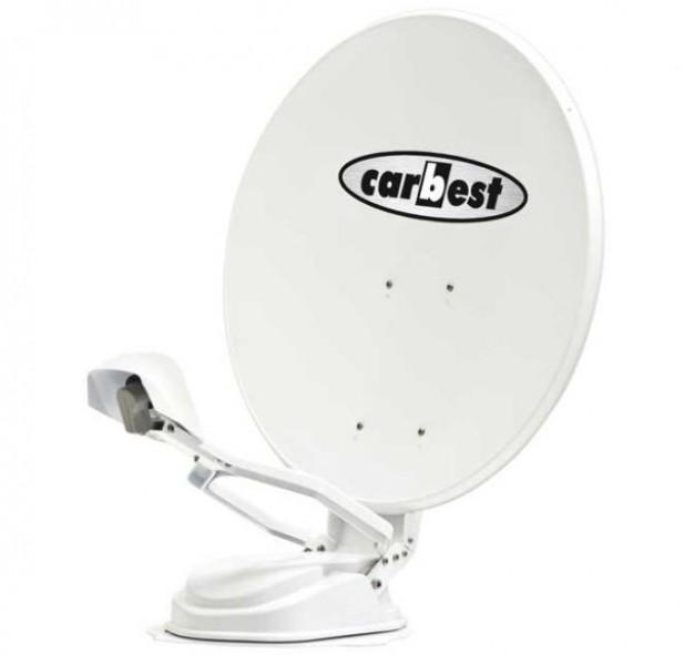 Carbest Sat-Antenne Motosat 85 mit Receiver
