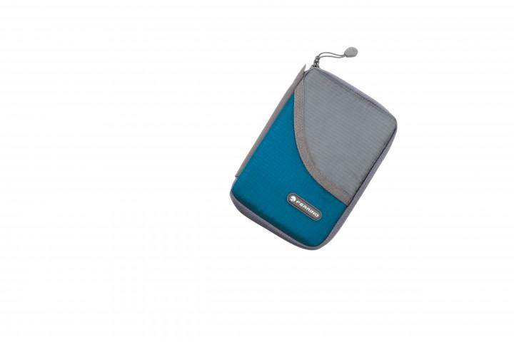 Ferrino Geldbörse 'Hartsfield' blau