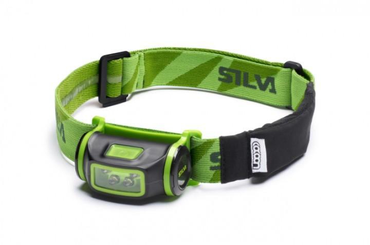 Silva Stirnlampe 'Otus' grün