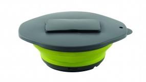 Outwell Schüssel mit Reibe Collaps grün