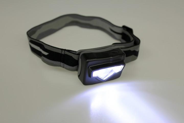 Relags LED Stirnlampe 'Quartet' 4 LEDs