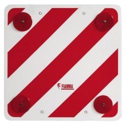 Fiamma Warntafel aus Kunststoff 50 x 50 cm