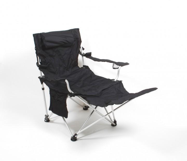 Relags Travelchair Luxus schwarz