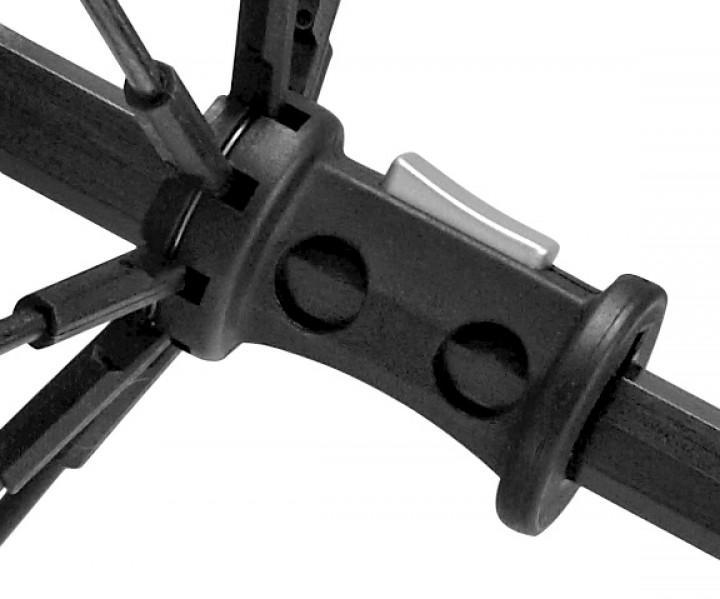 EuroSchirm birdiepal octagon schwarz