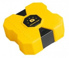 Brunton Energiespeicher 'Revolt 9000' gelb