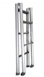 Alkovenleiter Scala klappbar 150 cm