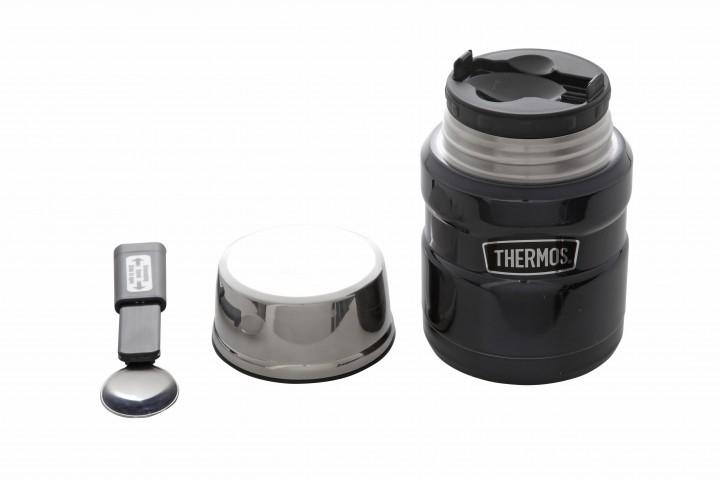 Thermos Essensbehälter 'King' 0,45 L, dunkelblau
