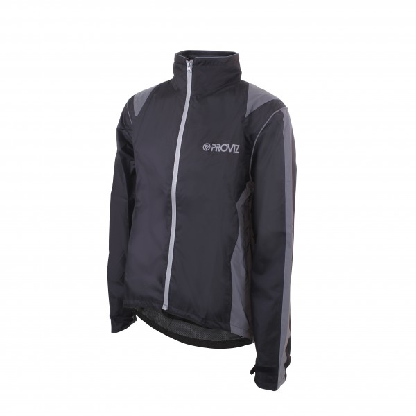 Proviz 'Nightrider' Jacket, Damen schwarz, L