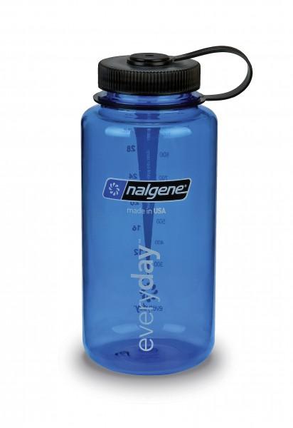 Nalgene 'Everyday Weithals' 1 L, blau