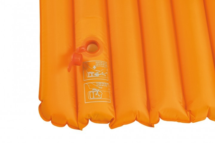 Easy Camp Leichtluftmatratze orange